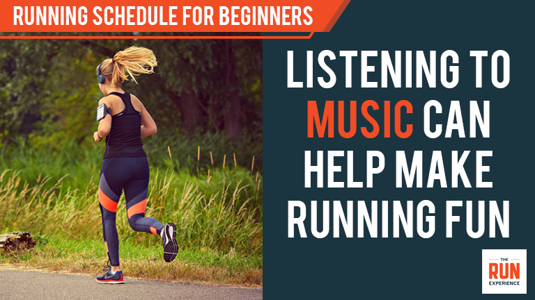 keeping running fun for beginners