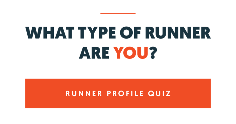 Runner Profile Quiz