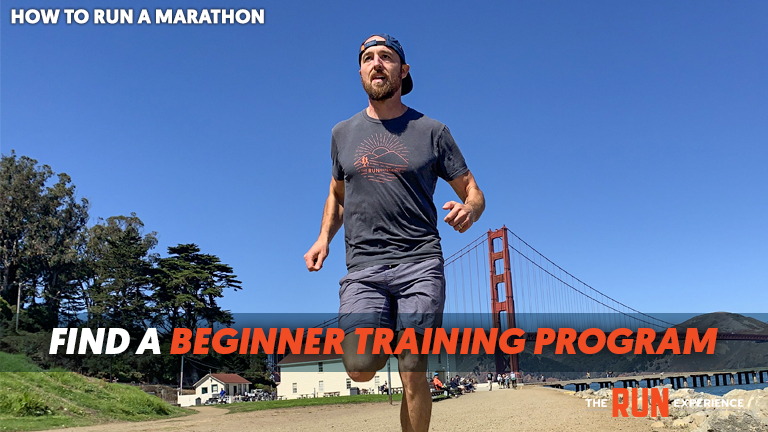 running training program